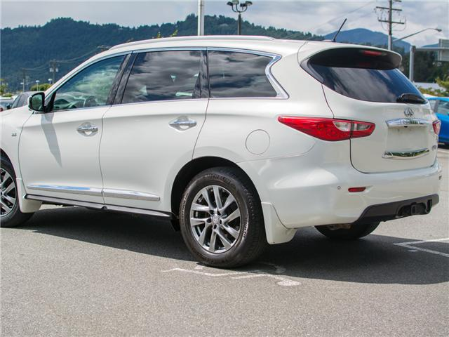 2014 Infiniti QX60 Base (Stk: 9M039B) in Chilliwack - Image 4 of 23