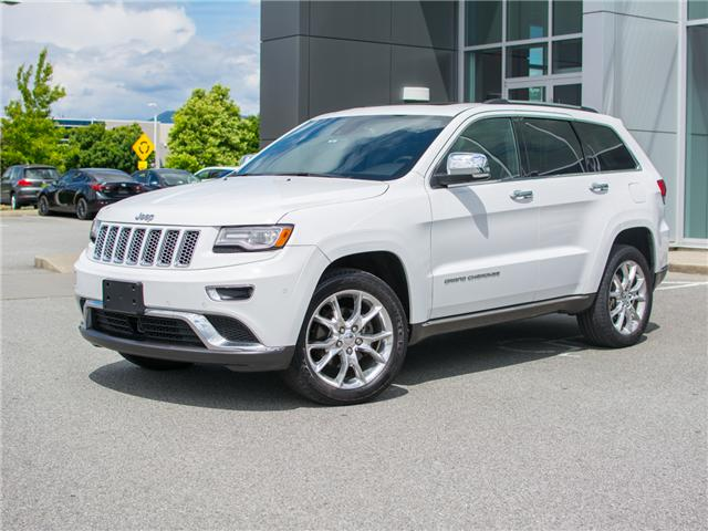2014 Jeep Grand Cherokee Summit (Stk: 7M206A) in Chilliwack - Image 1 of 25