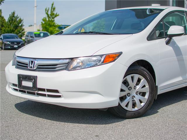 2012 Honda Civic LX (Stk: 9M182A) in Chilliwack - Image 2 of 21