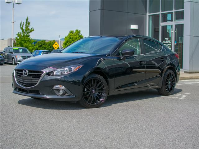 2015 Mazda Mazda3 GS (Stk: 9M180A) in Chilliwack - Image 1 of 22