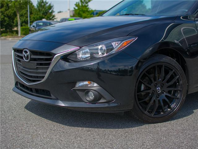 2015 Mazda Mazda3 GS (Stk: 9M180A) in Chilliwack - Image 2 of 22