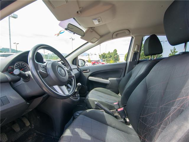 2013 Mazda Mazda2 GX (Stk: 8M068B) in Chilliwack - Image 6 of 20