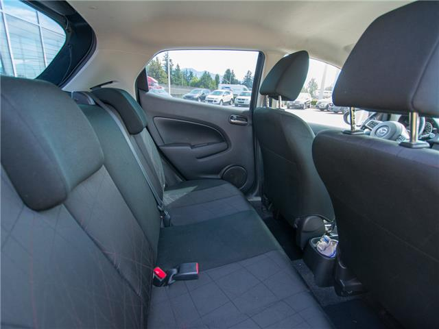 2013 Mazda Mazda2 GX (Stk: 8M068B) in Chilliwack - Image 9 of 20