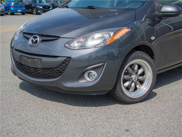 2013 Mazda Mazda2 GX (Stk: 8M068B) in Chilliwack - Image 2 of 20