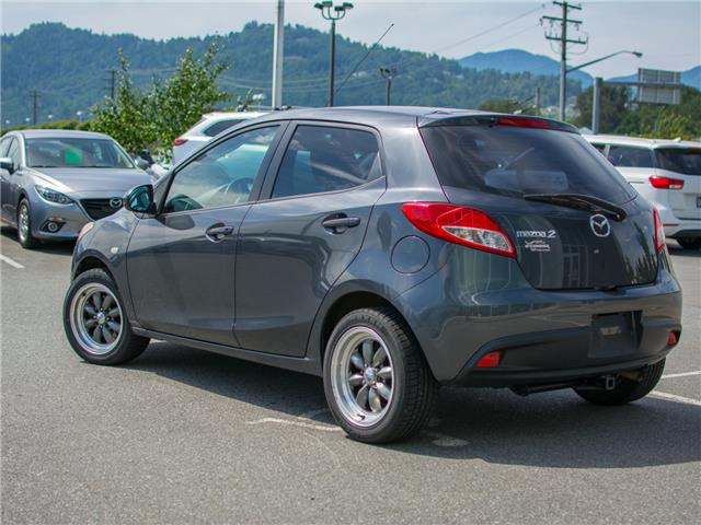 2013 Mazda Mazda2 GX (Stk: 8M068B) in Chilliwack - Image 4 of 20