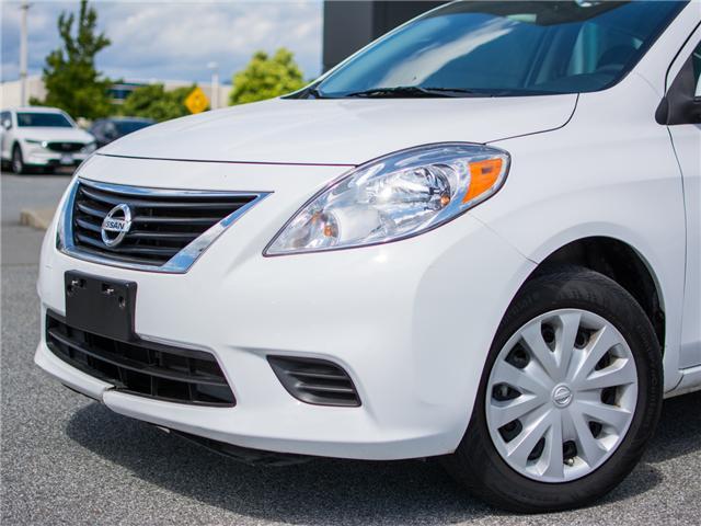 2014 Nissan Versa 1.6 SV (Stk: B0314) in Chilliwack - Image 2 of 19