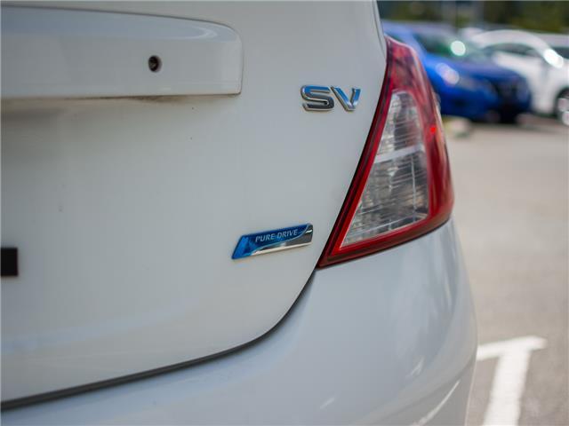 2014 Nissan Versa 1.6 SV (Stk: B0314) in Chilliwack - Image 4 of 19