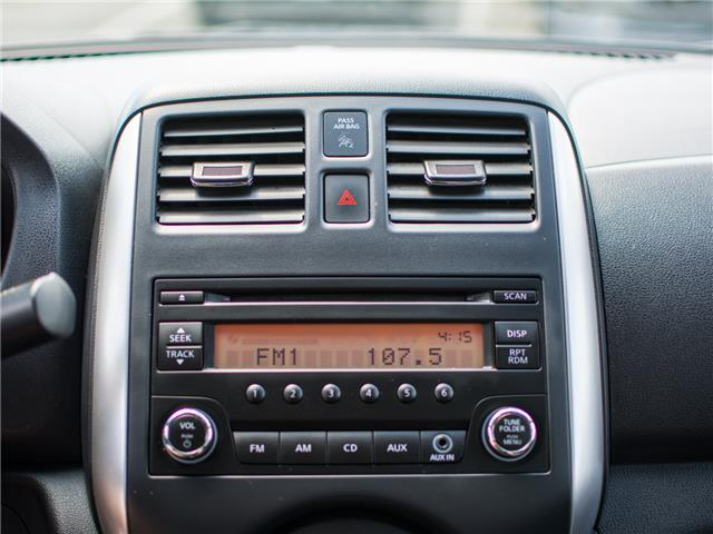 2014 Nissan Versa 1.6 SV (Stk: B0314) in Chilliwack - Image 10 of 19