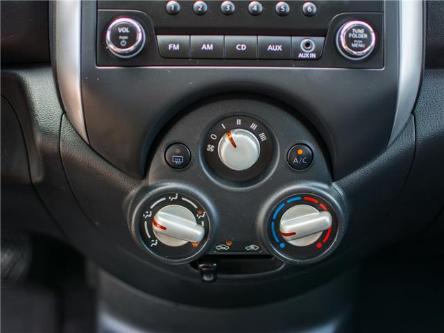 2014 Nissan Versa 1.6 SV (Stk: B0314) in Chilliwack - Image 11 of 19