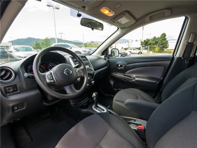 2014 Nissan Versa 1.6 SV (Stk: B0314) in Chilliwack - Image 15 of 19