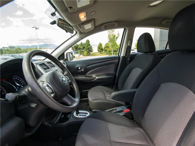 2014 Nissan Versa 1.6 SV (Stk: B0314) in Chilliwack - Image 16 of 19