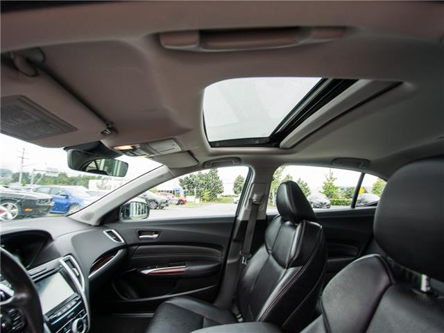 2015 Acura TLX Tech (Stk: 9M199A) in Chilliwack - Image 8 of 23