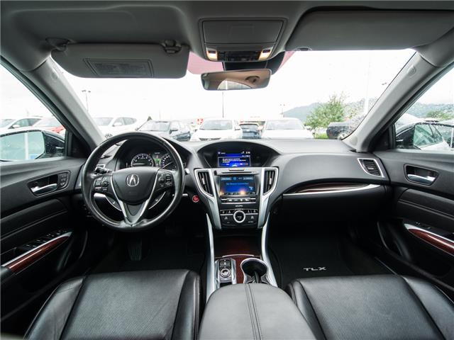 2015 Acura TLX Tech (Stk: 9M199A) in Chilliwack - Image 10 of 23