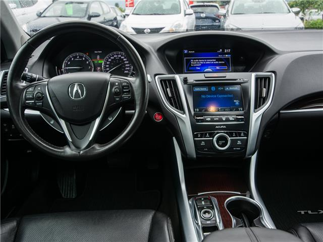 2015 Acura TLX Tech (Stk: 9M199A) in Chilliwack - Image 11 of 23