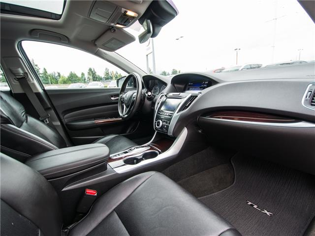 2015 Acura TLX Tech (Stk: 9M199A) in Chilliwack - Image 12 of 23