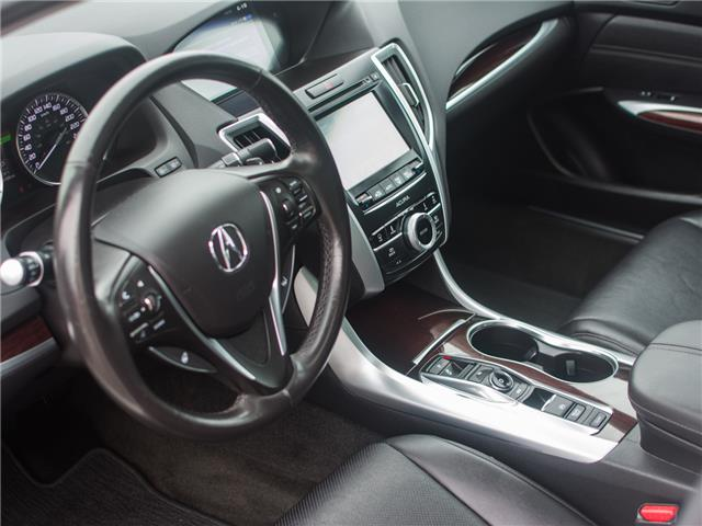 2015 Acura TLX Tech (Stk: 9M199A) in Chilliwack - Image 15 of 23