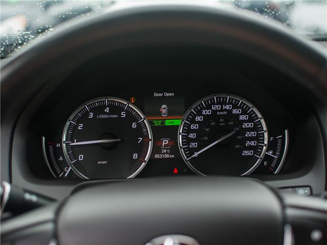 2015 Acura TLX Tech (Stk: 9M199A) in Chilliwack - Image 17 of 23