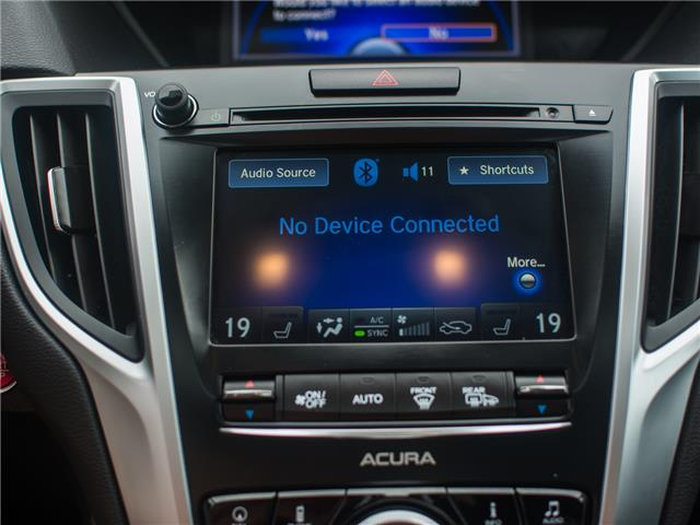 2015 Acura TLX Tech (Stk: 9M199A) in Chilliwack - Image 21 of 23