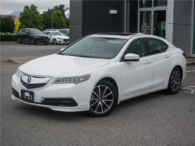 2015 Acura TLX Tech (Stk: 9M199A) in Chilliwack - Image 1 of 23
