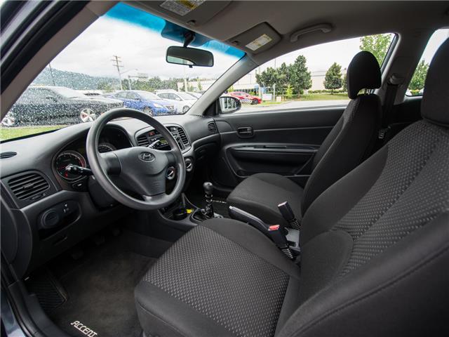 2009 Hyundai Accent GL (Stk: B0322C) in Chilliwack - Image 6 of 14