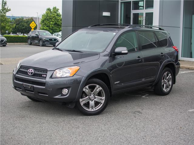 2010 Toyota RAV4 Sport (Stk: 9M202A) in Chilliwack - Image 1 of 19