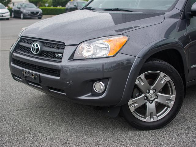 2010 Toyota RAV4 Sport (Stk: 9M202A) in Chilliwack - Image 2 of 19