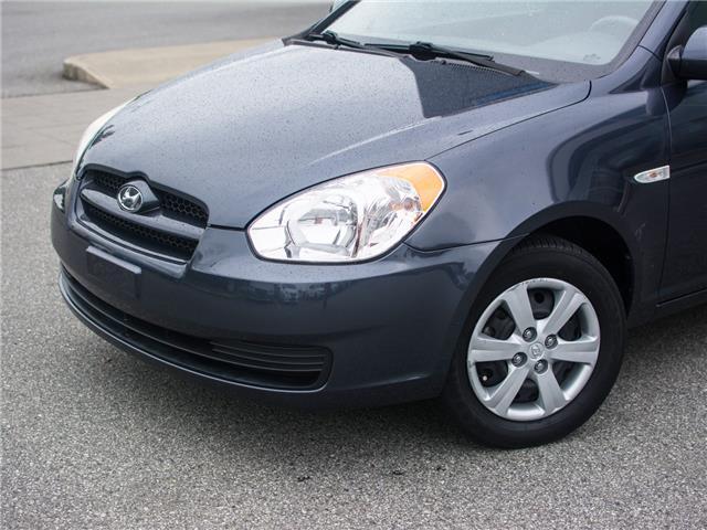 2009 Hyundai Accent GL (Stk: B0322C) in Chilliwack - Image 2 of 14