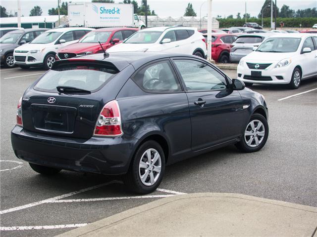 2009 Hyundai Accent GL (Stk: B0322C) in Chilliwack - Image 4 of 14