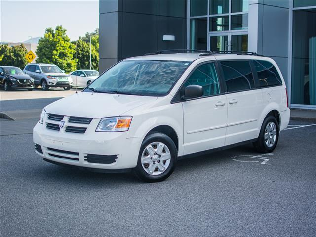 2009 Dodge Grand Caravan 24G SE - Stow N Go (Stk: 9M205A) in Chilliwack - Image 1 of 18