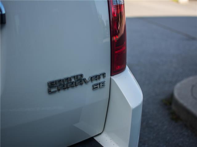 2009 Dodge Grand Caravan 24G SE - Stow N Go (Stk: 9M205A) in Chilliwack - Image 5 of 18
