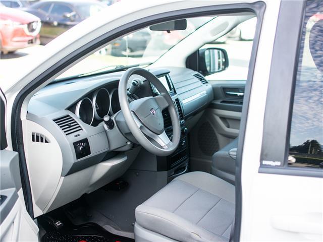 2009 Dodge Grand Caravan 24G SE - Stow N Go (Stk: 9M205A) in Chilliwack - Image 10 of 18