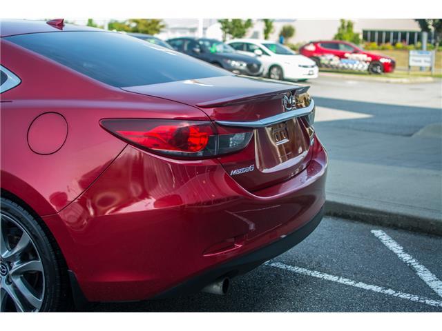 2014 Mazda MAZDA6 GT (Stk: 9M131A) in Chilliwack - Image 7 of 23