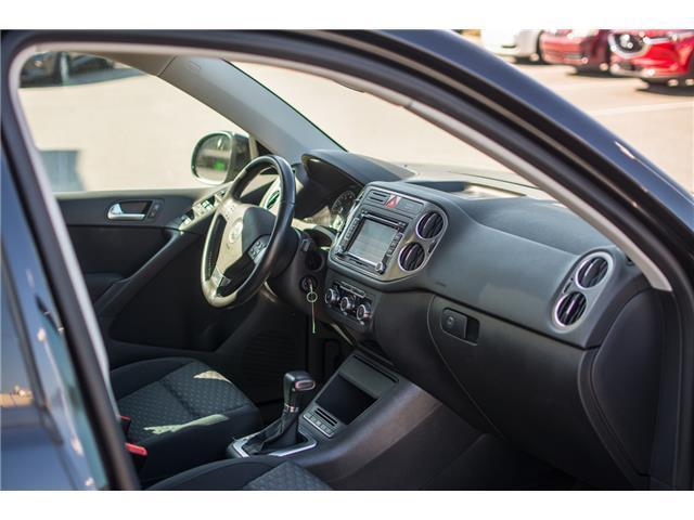 2010 Volkswagen Tiguan 2.0 TSI Comfortline (Stk: B0334) in Chilliwack - Image 8 of 23