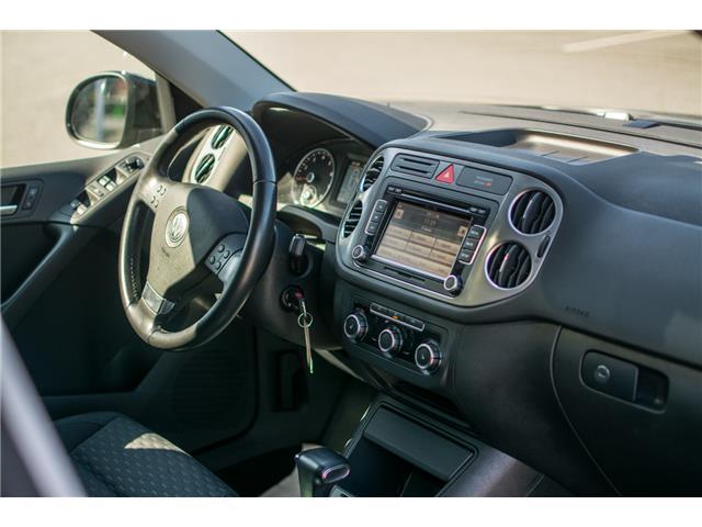 2010 Volkswagen Tiguan 2.0 TSI Comfortline (Stk: B0334) in Chilliwack - Image 9 of 23