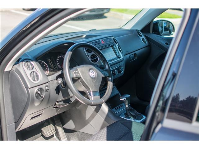2010 Volkswagen Tiguan 2.0 TSI Comfortline (Stk: B0334) in Chilliwack - Image 10 of 23