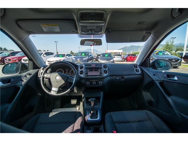 2010 Volkswagen Tiguan 2.0 TSI Comfortline (Stk: B0334) in Chilliwack - Image 19 of 23