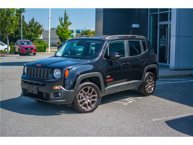 2016 Jeep Renegade 27F 75th Anniversary (Stk: 9M096B) in Chilliwack - Image 1 of 28