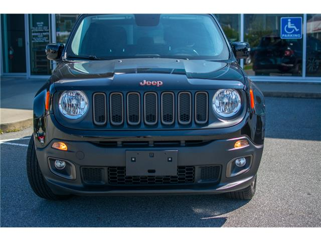 2016 Jeep Renegade 27F 75th Anniversary (Stk: 9M096B) in Chilliwack - Image 5 of 28