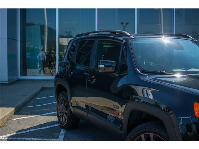 2016 Jeep Renegade 27F 75th Anniversary (Stk: 9M096B) in Chilliwack - Image 9 of 28