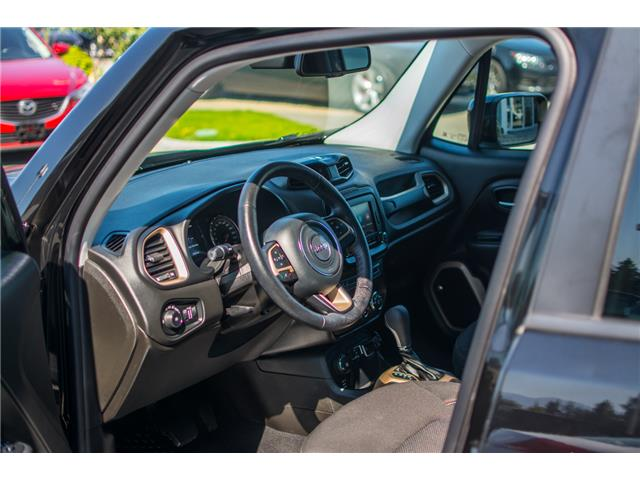 2016 Jeep Renegade 27F 75th Anniversary (Stk: 9M096B) in Chilliwack - Image 14 of 28