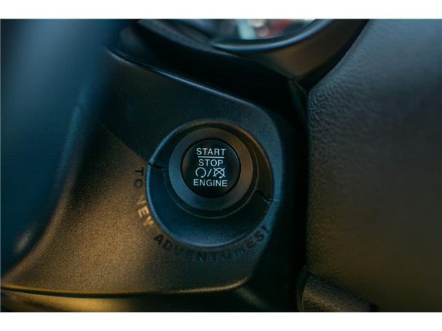 2016 Jeep Renegade 27F 75th Anniversary (Stk: 9M096B) in Chilliwack - Image 20 of 28