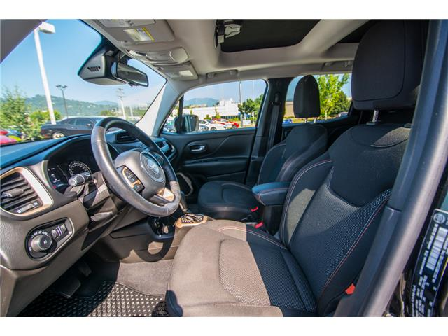 2016 Jeep Renegade 27F 75th Anniversary (Stk: 9M096B) in Chilliwack - Image 27 of 28