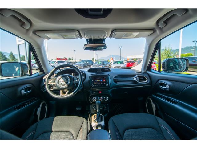 2016 Jeep Renegade 27F 75th Anniversary (Stk: 9M096B) in Chilliwack - Image 13 of 28
