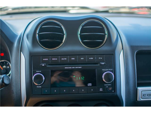 2014 Jeep Compass Sport/North (Stk: B0336) in Chilliwack - Image 15 of 23