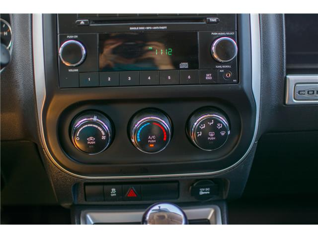 2014 Jeep Compass Sport/North (Stk: B0336) in Chilliwack - Image 16 of 23