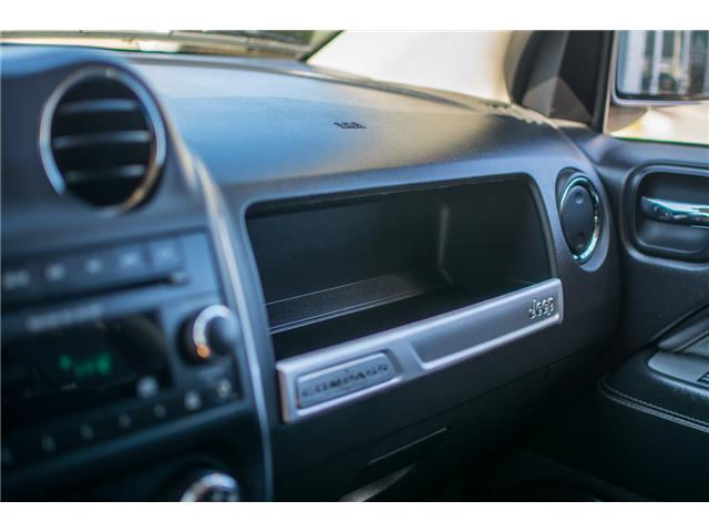 2014 Jeep Compass Sport/North (Stk: B0336) in Chilliwack - Image 18 of 23