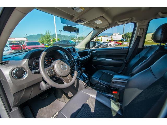 2014 Jeep Compass Sport/North (Stk: B0336) in Chilliwack - Image 19 of 23