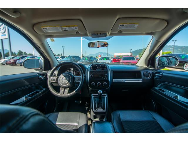 2014 Jeep Compass Sport/North (Stk: B0336) in Chilliwack - Image 9 of 23