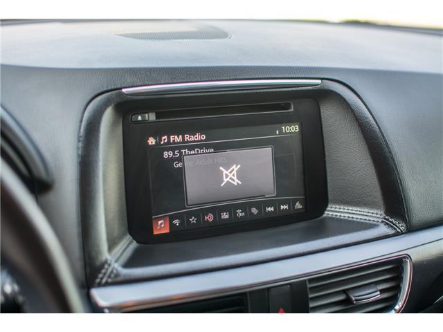 2016 Mazda CX-5 GT (Stk: B0332) in Chilliwack - Image 20 of 23