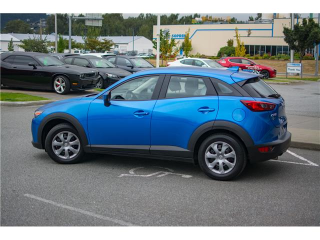 2017 Mazda CX-3 GX (Stk: B0339) in Chilliwack - Image 9 of 24